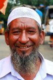 Happy Muslim face Royalty Free Stock Photo