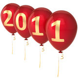 Happy New 2011 Year (Hi-Res) Royalty Free Stock Images