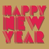 Happy new year 07 Royalty Free Stock Photos