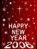 Happy New Year 1 Royalty Free Stock Images