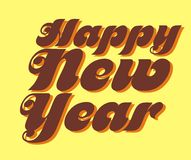 Happy new year 11 Stock Images