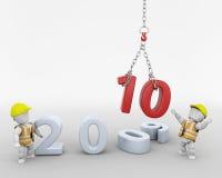 Happy New Year! Royalty Free Stock Photo