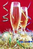 Happy New Year!. Decoration for New Year celebration Stock Images