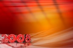Happy New Year, 2008 Royalty Free Stock Images