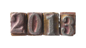 Happy new year 2013 Royalty Free Stock Photos