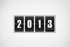 Happy New Year 2013. Is coming soon Stock Photos