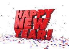 Happy New Year 2013 Royalty Free Stock Images