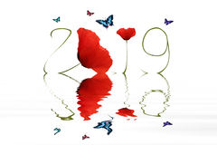 Free Happy New Year 2019 Stock Image - 62291871