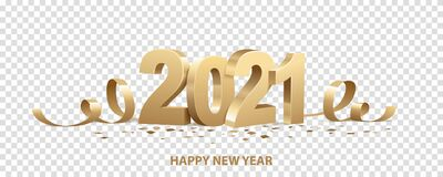 Free Happy New Year 2021 Stock Images - 169186554