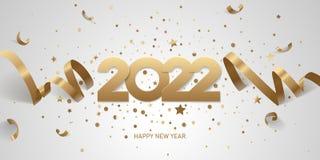 Free Happy New Year 2022 Stock Photo - 208150810