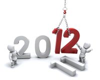 Happy New Year! Royalty Free Stock Images