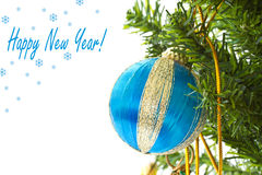 Happy New Year! Stock Images