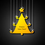 Happy new year. It is a happy new year Royalty Free Stock Photo