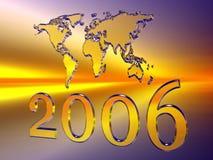 Happy new year. Stock Image