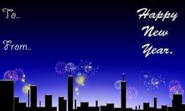happy new year Стоковая Фотография RF