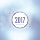 Happy New Year 2017. Abstract blurred vector background. Happy New Year 2017 theme. For decorations festivals, xmas, glamour holiday, illuminated, celebration