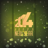 Happy new year. Abstract happy new year on special background Royalty Free Stock Photo