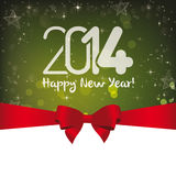Happy new year. Abstract happy new year on special background royalty free illustration