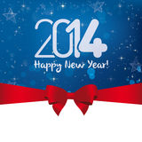 Happy new year. Abstract happy new year on special background Royalty Free Stock Photos