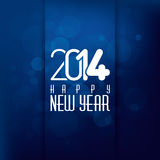 Happy New Year. Abstract happy new year text on special background Stock Images
