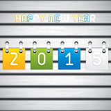 Happy New Year. Abstract Happy New Year vector vector illustration