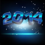 Happy New Year!. Abstract vector illustration for new year 2014 Vector Illustration