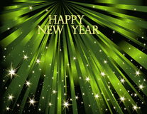 Happy New Year background. Different colors Royalty Free Stock Photos