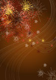 Happy new year background. Happy new year abstract background Royalty Free Stock Images