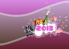 Happy new year background Stock Photo