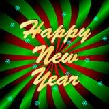 Happy New Year background Stock Photos