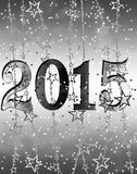 Happy new year 2015. Background Stock Photo