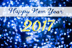 Happy new Year 2017. Background Happy new Year 2017