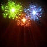 Happy New Year 2016  background. Happy New Year 2016 celebration background Stock Photo