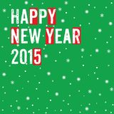 Happy new year background Royalty Free Stock Photography