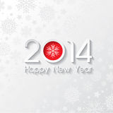 Happy New Year background design. Decorative background for Christmas and the New Year Royalty Free Stock Image