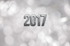 Happy New Year 2017. Royalty Free Stock Photo