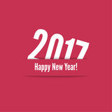 2017 Happy new year. Background. for greeting card, flyer, invitation, poster, brochure, banner calendar Christmas Meeting events Stock Images
