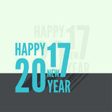 2017 Happy new year. Background. for greeting card, flyer, invitation, poster, brochure, banner calendar Christmas Meeting events Royalty Free Stock Image