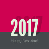 2017 Happy new year. Background. for greeting card, flyer, invitation, poster, brochure, banner calendar Christmas Meeting events Royalty Free Stock Images