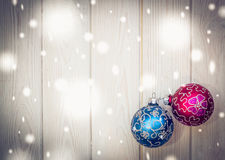 Happy New Year. Background for holiday cards Royalty Free Stock Photos