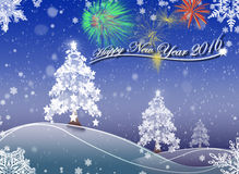 Happy New Year 2016 Stock Photography