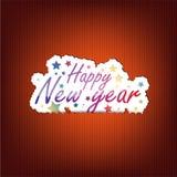 Happy new year Background Royalty Free Stock Photo