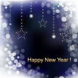 Happy New Year Background. Vector Stock Images