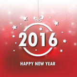 2016 Happy New Year background.vector. 2016 Happy New Year background.vector Stock Photography
