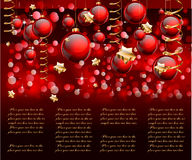 2017 Happy New Year Background for your Seasonal Flyers Stock Image