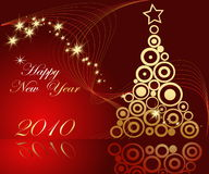 Happy New Year backgrounds Royalty Free Stock Images