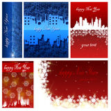 Happy New Year Backgrounds Royalty Free Stock Image
