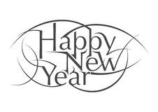 Happy new year Royalty Free Stock Images