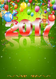 Happy New Year Stock Photography