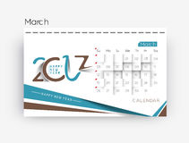 Happy new year 2017 Calendar Design Elements. For holiday cards, calendar banner poster for decorations, Vector Illustration Background Stock Photo